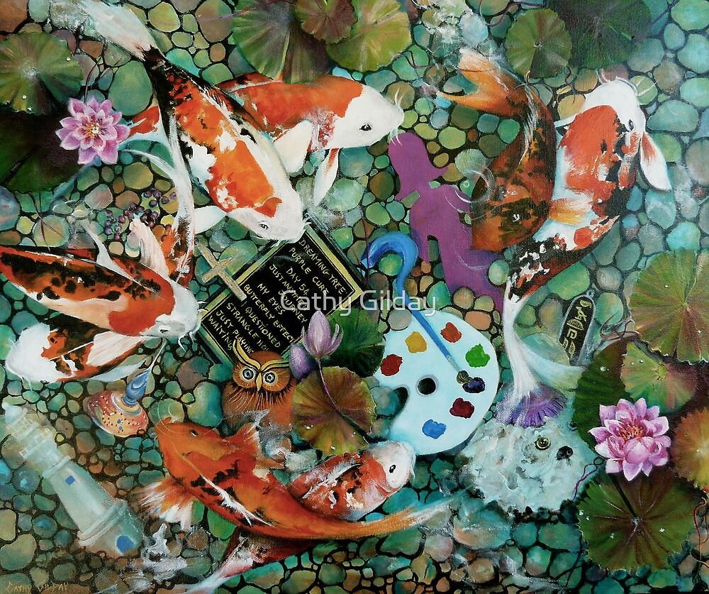 Sunken Treasures...Elements of Me by Cathy Gilday
