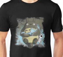 Totoro and the blind forest Unisex T-Shirt