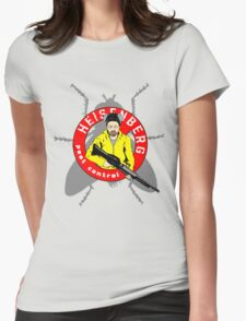Heisenberg: Pest Control Womens Fitted T-Shirt