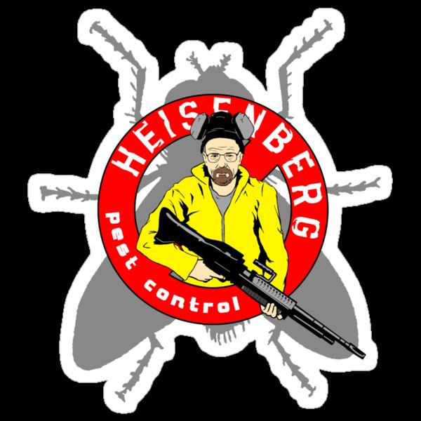 Heisenberg: Pest Control by Landon Cassell