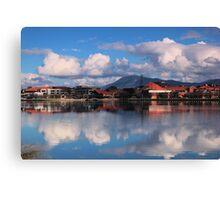 One Fine Day Tuggeranong Canberra Australia  Canvas Print