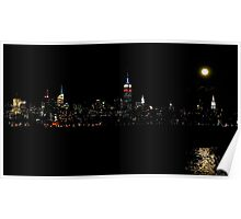 Caught Between the Moon & New York City  Poster