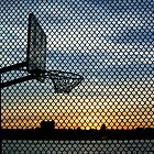 Basketball by Gordon Nightingale