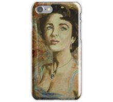 Elisabeth Taylor iPhone Case/Skin