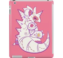 Nidoking Pokemuerto | Pokemon & Day of The Dead Mashup iPad Case/Skin