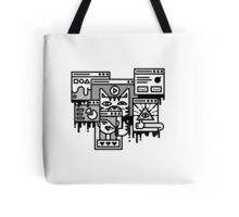 Hello Internet Tote Bag