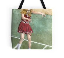 The Cheering Dead Tote Bag