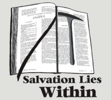Salvation Lies Within T-Shirt