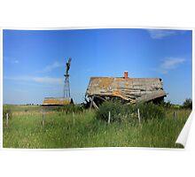 Prairie Dream Poster