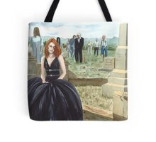 Queen Of The Undead Tote Bag
