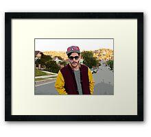Nathan Williams Framed Print