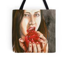 Cannibal Connie Tote Bag