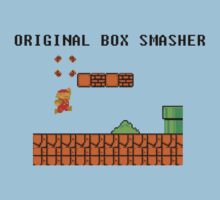 Mario Bros - Original Box Smasher by antdragonist