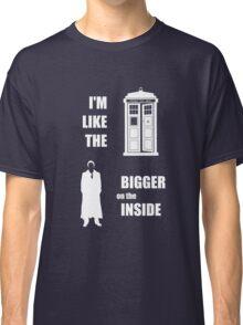 Like the TARDIS - Doctor Who Classic T-Shirt