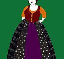 Hocus Pocus- Mary Sanderson by madamebat