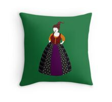 Hocus Pocus- Mary Sanderson Throw Pillow