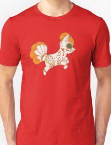Vulpix Pokemuerto | Pokemon & Day of The Dead Mashup T-Shirt