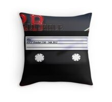 RB Comic Con Mix IT Throw Pillow
