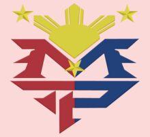 Manny Pacquiao Pac-Man Boxing Champion Kids Tee