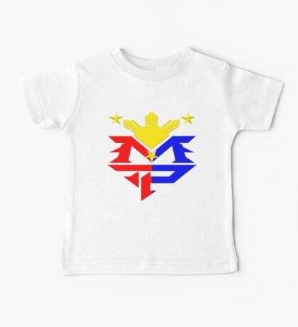 Manny Pacquiao Pac-Man Boxing Champion Baby Tee