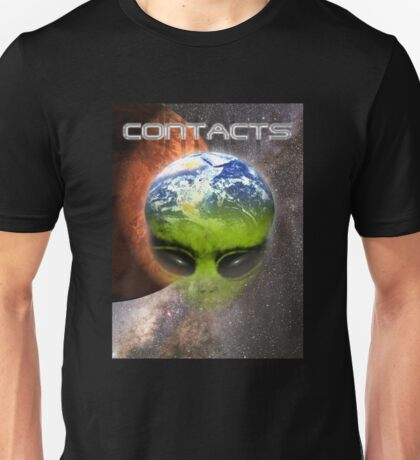 contacts Unisex T-Shirt