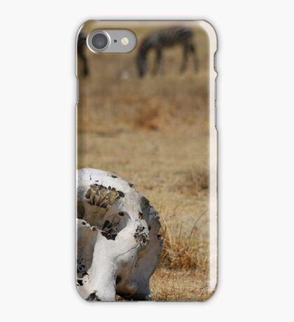 Reality of the Serengeti iPhone Case/Skin