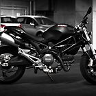 Ducati Monster 659 by Kerrod Sulter