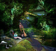 MYSTIC GARDEN by Tammera