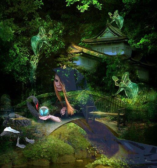 Interior Ideas Mystical Garden Ideas