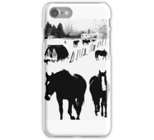 Colorado Country Living iPhone Case/Skin