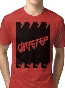 DUBSTEP (VICTORY) BLACK Tri-blend T-Shirt
