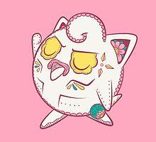 Jigglypuff Pokemuerto | Pokemon & Day of The Dead Mashup by abowersock