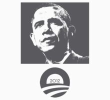 Politics: Obama by vjewell