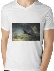 Farewell delta lady  Mens V-Neck T-Shirt