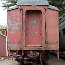 Old Train by Soulmaytz