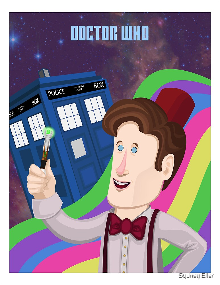 Doctor Who Returns! by Sydney Eller