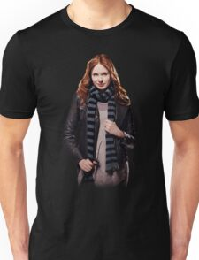 Amy Pond - The Girl Who Waited Unisex T-Shirt