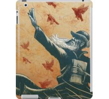 Evolution: A Tribute to Charles Darwin iPad Case/Skin