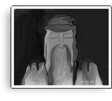 MEET DUDE Canvas Print