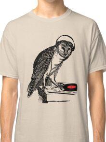 DJ Night Owl Classic T-Shirt