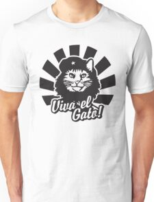 Viva el Gato Unisex T-Shirt