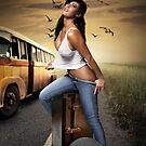 Beautiful Hitch Hiker by Swede