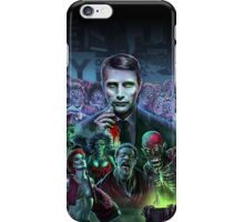 Hannibal Holocaust - They Live - Living Dead iPhone Case/Skin