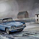 Ford Consul Capri by JohnLowerson