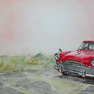 Good Lord it's a Ford (Zodiac) by JohnLowerson