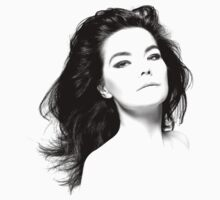 Beautiful Bjork by portiswood