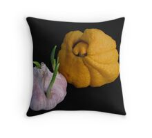 Say aaaah... Throw Pillow