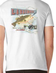 large mouth bass Mens V-Neck T-Shirt