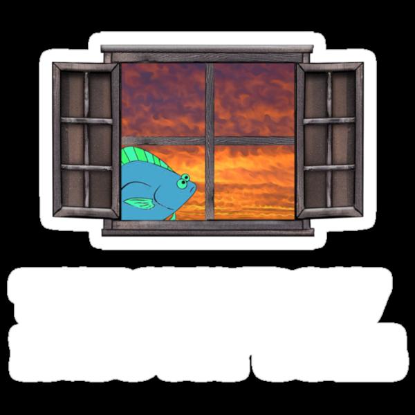 The window into my sole by Elliott Butler