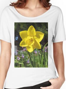 Delightful Daffodil Women's Relaxed Fit T-Shirt